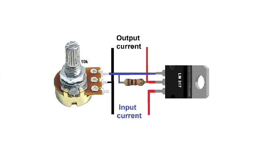 voltage regulator lm317