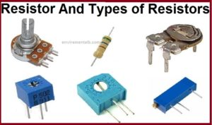 Types of Resistors and Their Functions