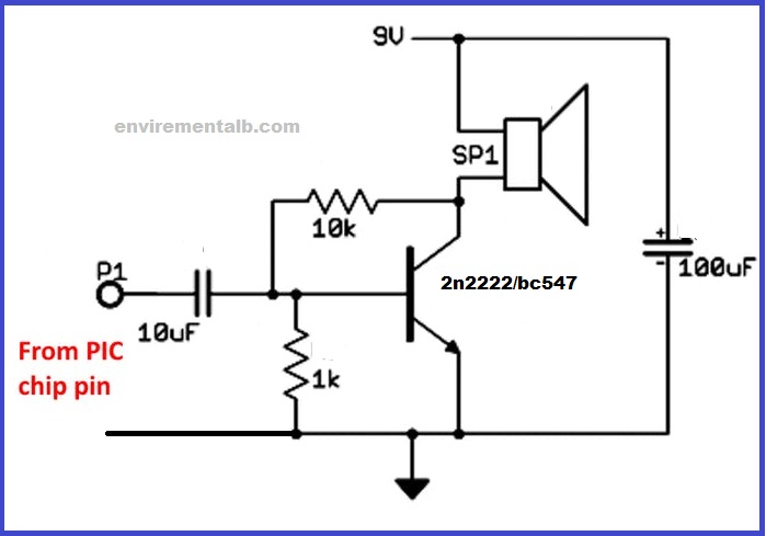 Single Transistor Amplifier Circuit | Envirementalb com