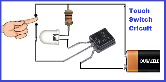 touch switch circuit