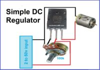 DC voltage Regulator