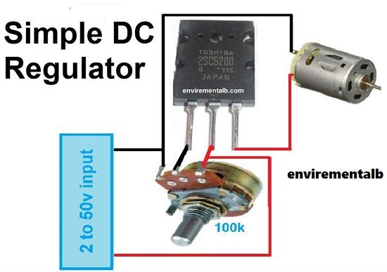 DC voltage Regulator