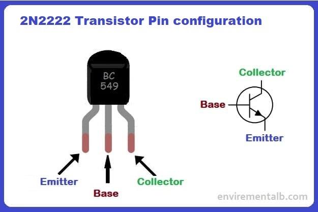 2n2222 Transistor