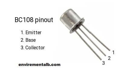 BC 108 Transistor
