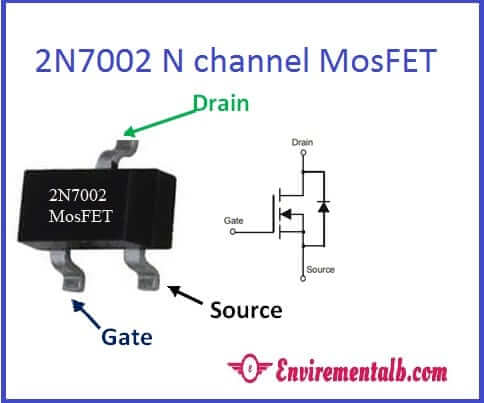 2N7002 N-channel Logic Level MOSFET,Features,Applications