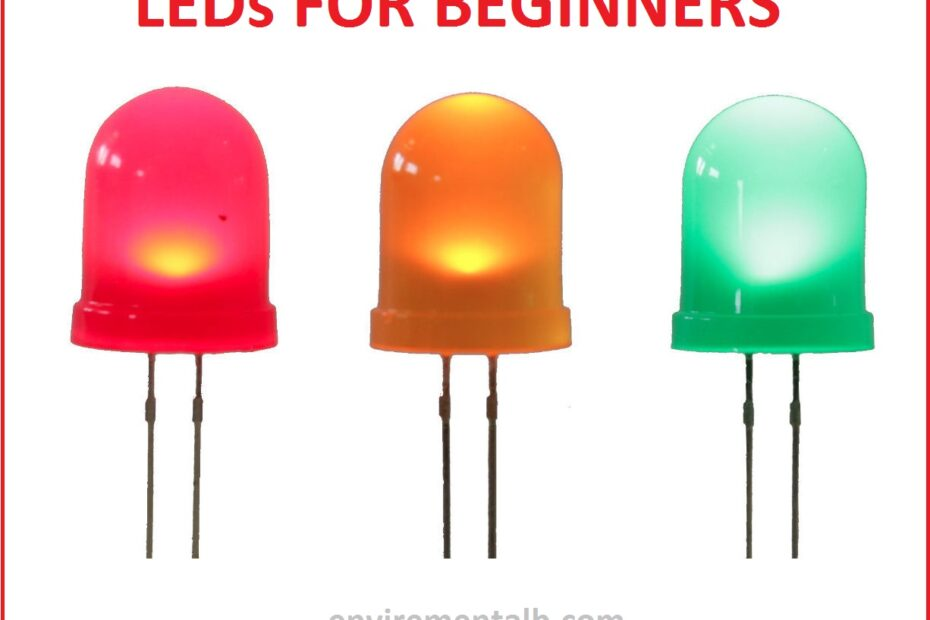LED-Working,Uses & its types with symbols