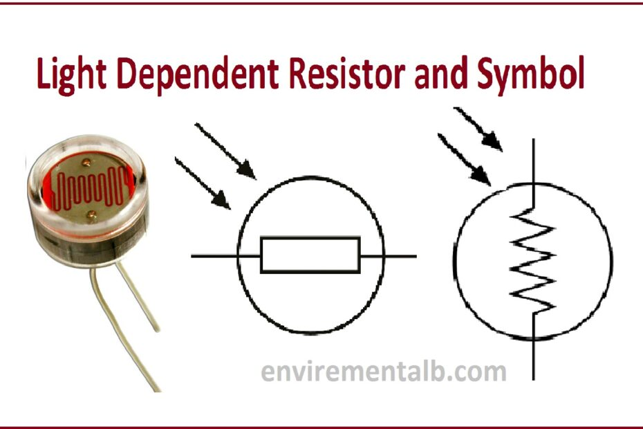Light Dependent Resistor,its types and applications