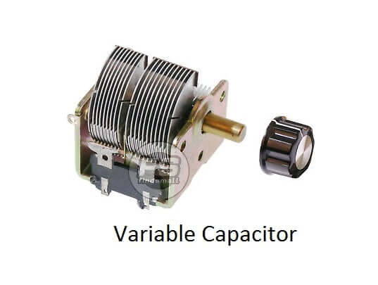 What is Capacitor its Types,& Pin Detail