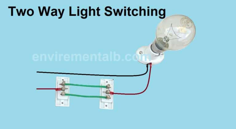 two light switching circuit