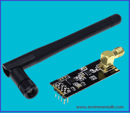 Walkie Talkie using NRF24L01